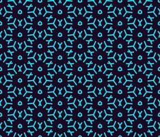 Vektor nahtlose Muster. Moderne stilvolle lineare Textur. Wiederholte geometrische Kacheln mit Linienelementen.