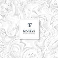 Abstrakta vita och grå akvarellfläckar. Marmor bakgrundsstruktur. vektor