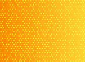 Sammanfattning teknik digital. Orange mönster prickar. vektor