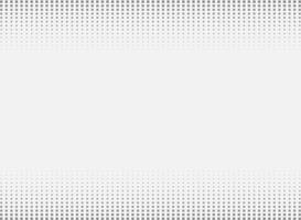 Abstrakt halvtonstextur på vit bakgrund.