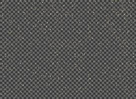 Abstrakt gul färg splatter på transparent bakgrund. vektor