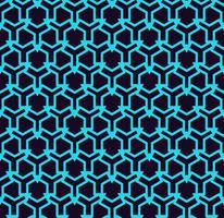 Nahtloses lineares Muster. Stilvolle Textur mit sich wiederholenden geometrischen Formen.