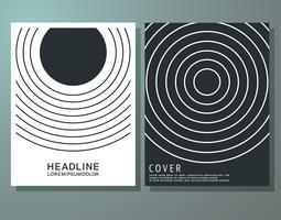 Cover Broschüren Vorlage