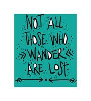 Inspirierend motivierendes Zitat über Reise und Abenteuer