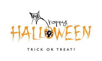 Fröhliches Halloween Design