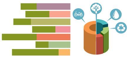 Ett informationsschema som visar en statistik