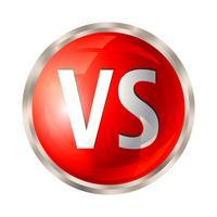 Versus Button isoliert