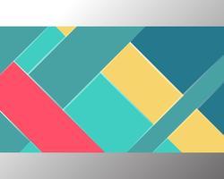 Material design bakgrund vektor