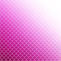 Lila Dachziegelmuster, kreative Design-Vorlagen vektor