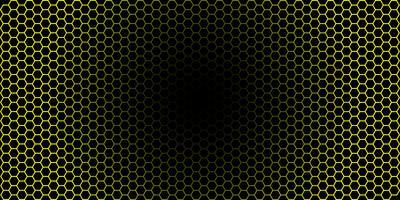 Steigungsbienenwabenhintergrund-Vektorillustration, Fahne lokalisiert vektor