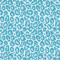 Nahtloses Muster des Vektors mit Leopardpelzbeschaffenheit. Leopardenfell Hintergrund wiederholen