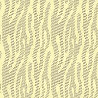 Abstrakter Tierdruck. Nahtloses Vektormuster mit Zebra, Tigerstreifen. Textil, das Tierpelzhintergrund wiederholt. Halbtonstreifen endloses bachground. vektor