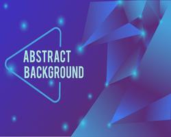 Abstrakter Hintergrund mit modernem Design und futuristischem Stil vektor