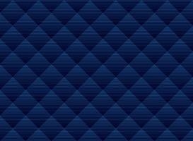 Abstrakt mörkblå rutor mönster bakgrund subtila gitter. Lyxig trellis. Upprepa geometrisk rutnät. vektor