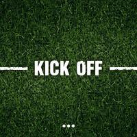 sparka fotboll