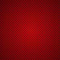 Nahtlose Muster des ROTEN Kohlenstofffaserhintergrundes. Vektor-Illustration
