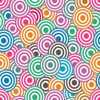 Kreisförmiger bunter Hintergrund
