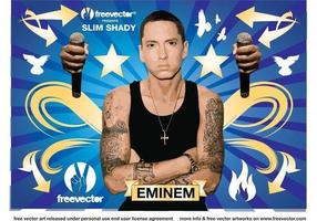 Eminem vektor