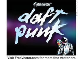 Daft Punk Logo vektor