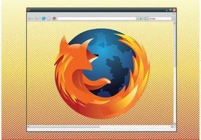 Firefox Logo Browser Grafiken vektor