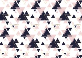 Skandinavischer Nordischer Musterhintergrund vektor