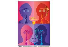 John Lennon affisch