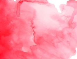 Abstrakt vattenfärg bakgrund. Handmålade vektorillustration.