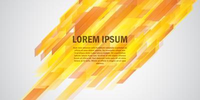 Abstrakt banner design
