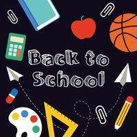 Tillbaka till skolbannern