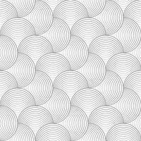 Nahtloses Muster auf Vektorgrafik. vektor