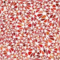 Röd modern stil, kreativa designmallar