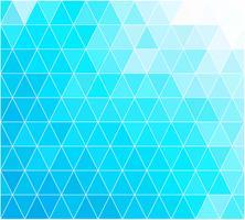 Blue Grid Mosaic bakgrund, kreativa design mallar