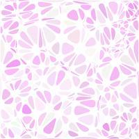 Rosa moderner Stil, kreative Design-Vorlagen vektor