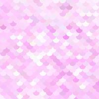 Rosa Dachziegelmuster, kreative Design-Schablonen vektor