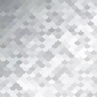 Gray White Roof-Fliesenmuster, kreative Design-Schablonen vektor