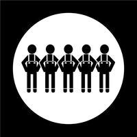 People Icon Symbol Zeichen