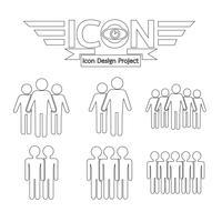 folk ikon symbol tecken