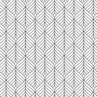 Geometrisk randig sömlös bakgrund. vektor