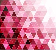 Red Grid Mosaic bakgrund, kreativa design mallar