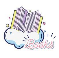 Fantasy och magiska böcker