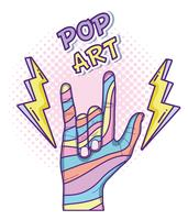 Pop-Art-Cartoons