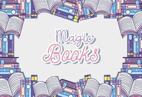 Fantasy- und Zauberbücher