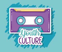 Ungdomskulturtecknader