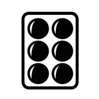 Medizin Symbol Symbol Zeichen vektor