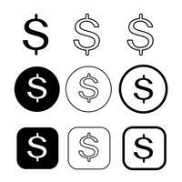 Licens och copyright kommersiell användning ikon symbol tecken