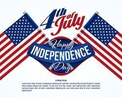 Banner vom 4. Juli