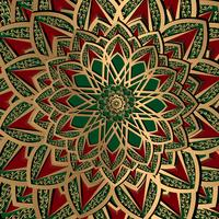 mönster arabesque bakgrund