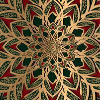 ethnische Arabeske türkischen Hintergrund vektor