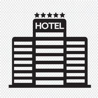 Femstjärnigt hotellikon