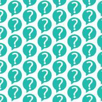 Muster Hintergrund Fragezeichen Zeichen Symbol